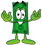 RoyaltyFree RF Illustrations amp Clipart of Dollar Bills 5